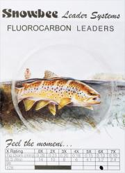Snowbee Fluorocarbon Tapered Leader