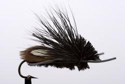Black Rubber Leg Hopper (201032)