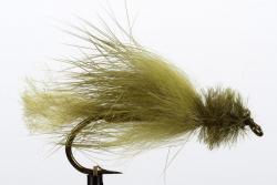 Olive Fur Fly (20266)
