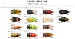 Cicada II Bass Tune