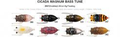 Cicada Magnum Bass Tune