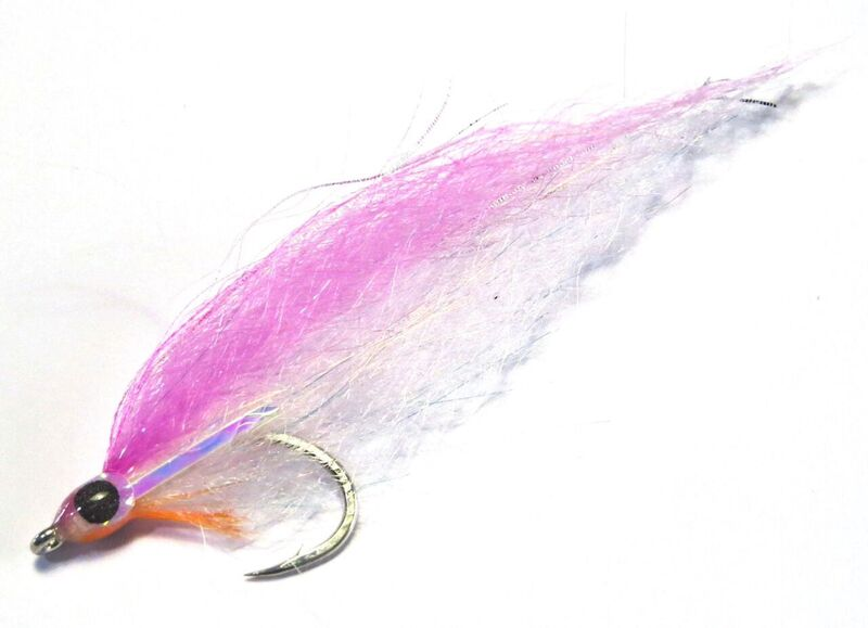 E.J Todd Saltwater Eye Fly Chartreuse NEW @ Otto/'s Tackle World
